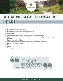 4D Approach to Healing_HEART
